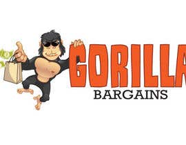 #41 cho Logo Design for Gorilla Bargains bởi agungmalang