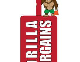 #48 for Logo Design for Gorilla Bargains af taylorlongly