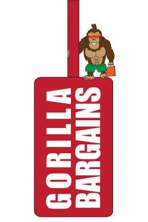 Proposition n°46 du concours Logo Design for Gorilla Bargains