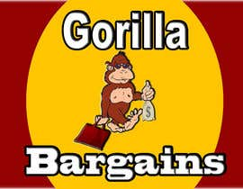 #51 cho Logo Design for Gorilla Bargains bởi Dumindu1992