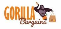 """Graphic Design Intrarea #36 pentru concursul """"Logo Design for Gorilla Bargains"""""""