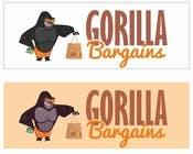 """Graphic Design Intrarea #35 pentru concursul """"Logo Design for Gorilla Bargains"""""""