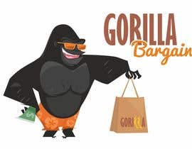 #25 cho Logo Design for Gorilla Bargains bởi vincgraph