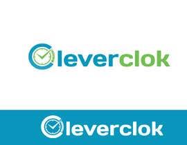 #89 for Design a Logo for cleverclok (time clocking add on) af laniegajete