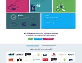 #21 untuk Redesign Website oleh nsrn7