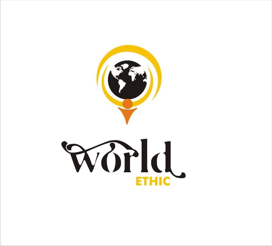 Inscrição nº                                         338                                      do Concurso para                                         Logo Design for World Ethic