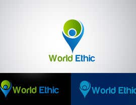 #121 para Logo Design for World Ethic por jijimontchavara
