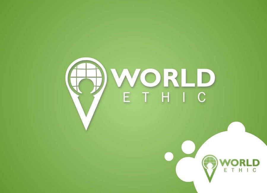 Inscrição nº                                         286                                      do Concurso para                                         Logo Design for World Ethic
