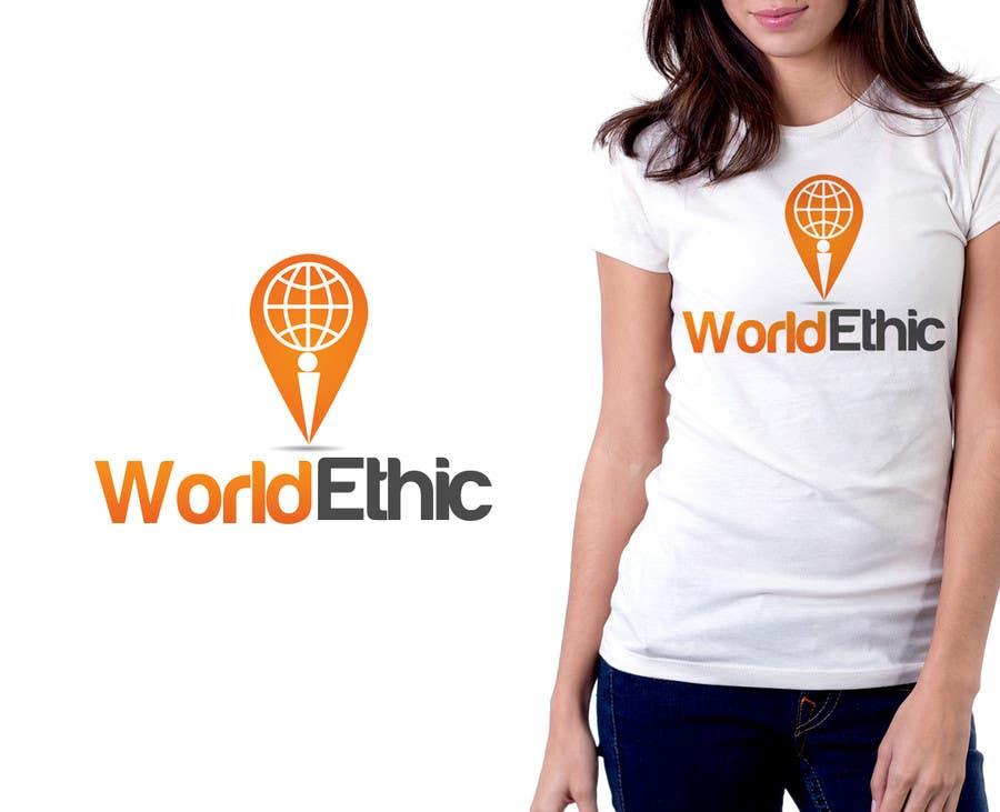 Inscrição nº                                         4                                      do Concurso para                                         Logo Design for World Ethic