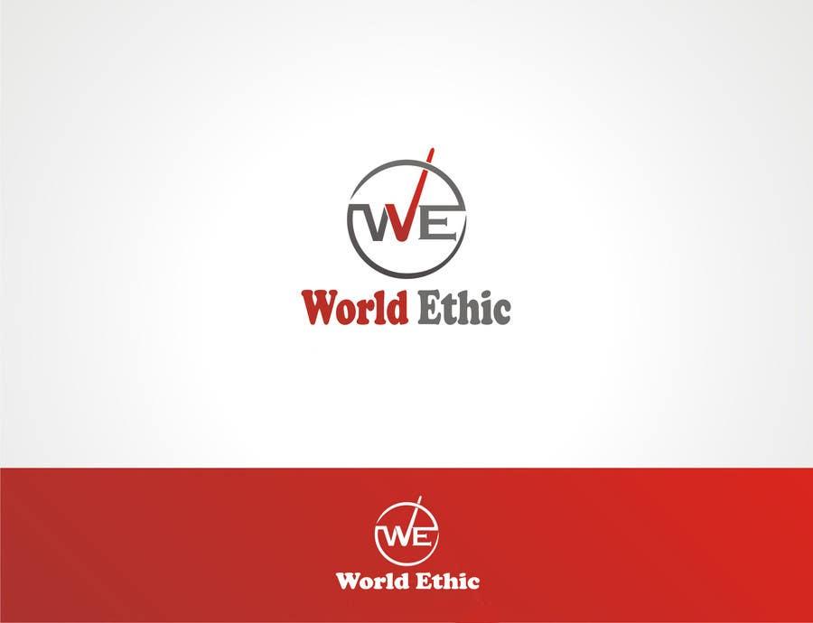 Inscrição nº                                         345                                      do Concurso para                                         Logo Design for World Ethic