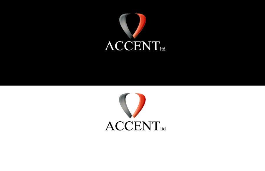 Bài tham dự cuộc thi #                                        156                                      cho                                         Logo Design for Accent, Ltd