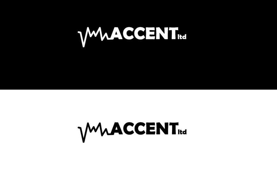 Konkurrenceindlæg #                                        154                                      for                                         Logo Design for Accent, Ltd