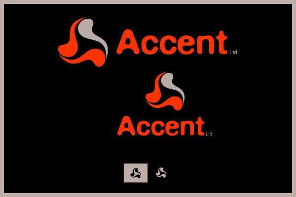 Bài tham dự cuộc thi #                                        121                                      cho                                         Logo Design for Accent, Ltd