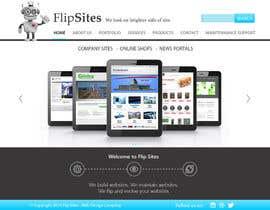 #8 para Design Website for Web design company in PSD por urvidhanesha