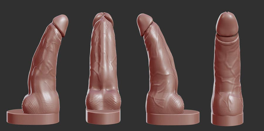 #3 for 3D Modeling for Adult Toy by passionate3d