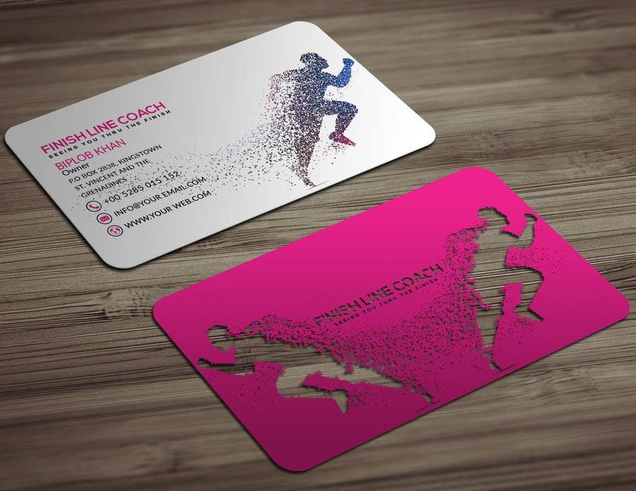 #205 for Design an innovative die cut business card! by Aliakbarbiplob