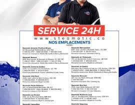 nº 4 pour Update our poster, minors changes. par julietreginawoda