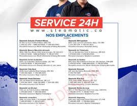 nº 5 pour Update our poster, minors changes. par jlassifiras6