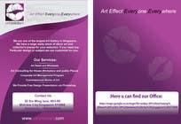 Graphic Design Konkurrenceindlæg #91 for Flyer Design for Very Nice Art Pte Ltd (veryniceart.com)