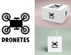 #23 para Diseñar un logotipo tienda drones fpv de noracl