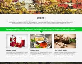 #48 untuk Design a Website Mockup oleh vivekdaneapen