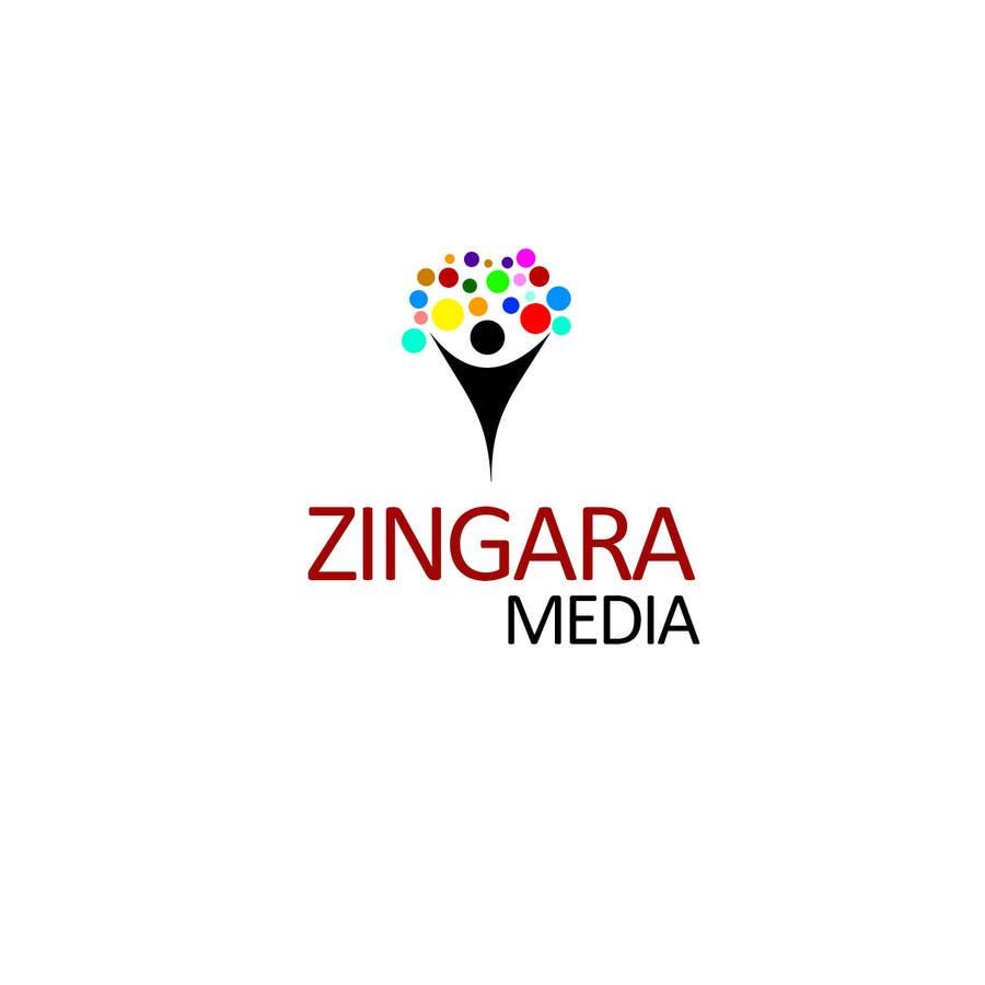 #192 for Logo Design for Zingara Media by hammad143