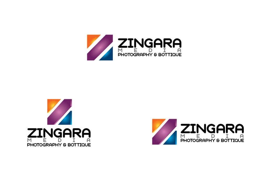 #181 for Logo Design for Zingara Media by brandinlogo
