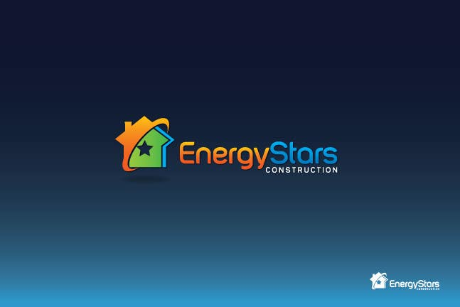 #211 for Logo Design for Energy Stars Construction by greenlamp