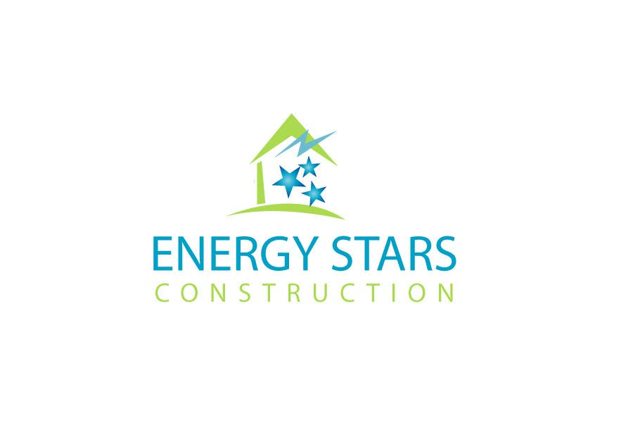 #254 for Logo Design for Energy Stars Construction by won7