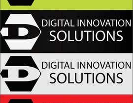 #253 para Logo Design for Digital Innovation Solutions por sagarbarkat