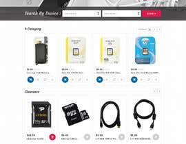 #51 for Website Homepage Mock-Up by bestwebthemes