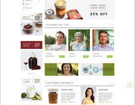 #28 cho Design a website for a food marketplace bởi madlabcreative