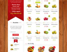 #24 cho Design a website for a food marketplace bởi moatazazab5