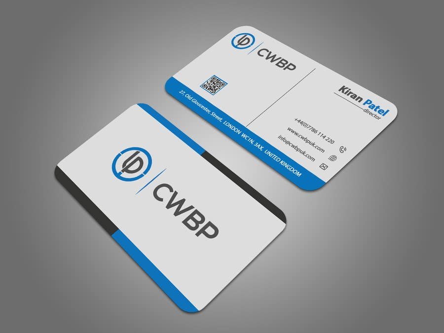 Entry 52 By Azim12345 For Business Card For Consulting Business