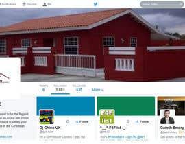 #32 untuk Casnan.com Twitter Design oleh ahmedibrahim93
