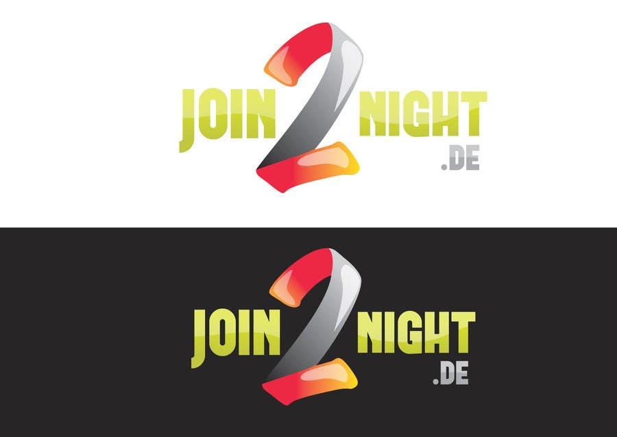 Konkurrenceindlæg #                                        112                                      for                                         Logo Design for join2night.de