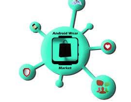 sergioramon tarafından Design a Logo for Android application için no 34