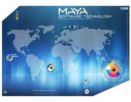 javierlizarbe tarafından Design a Brochure for My Company - Maya için no 7