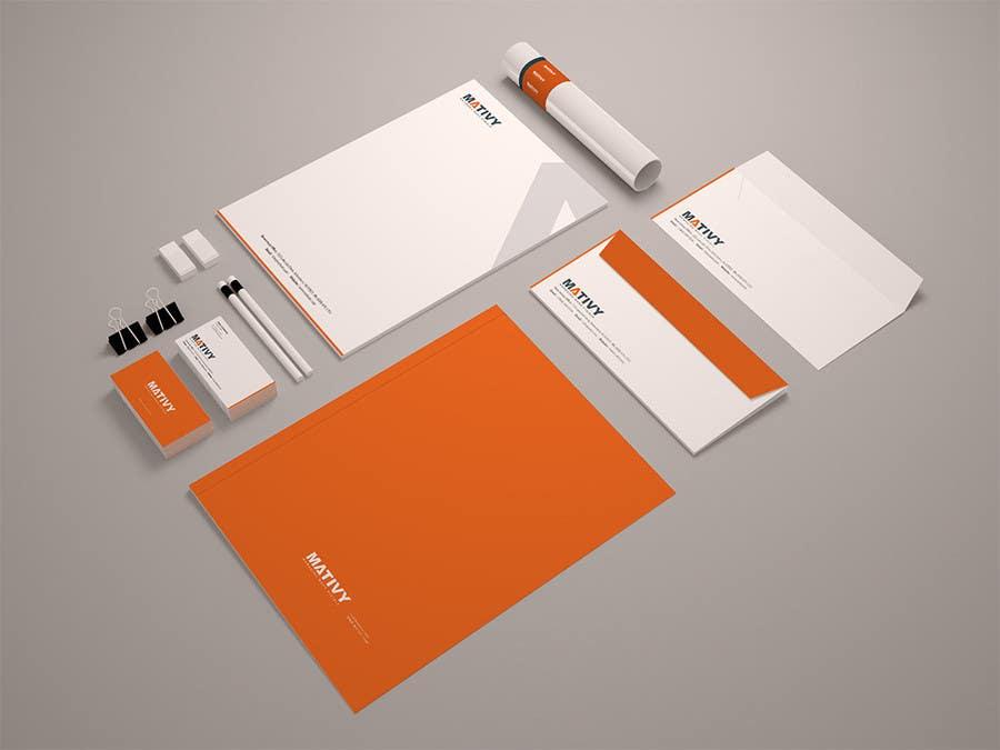Bài tham dự cuộc thi #                                        197                                      cho                                         Design some Business Cards for Mativy