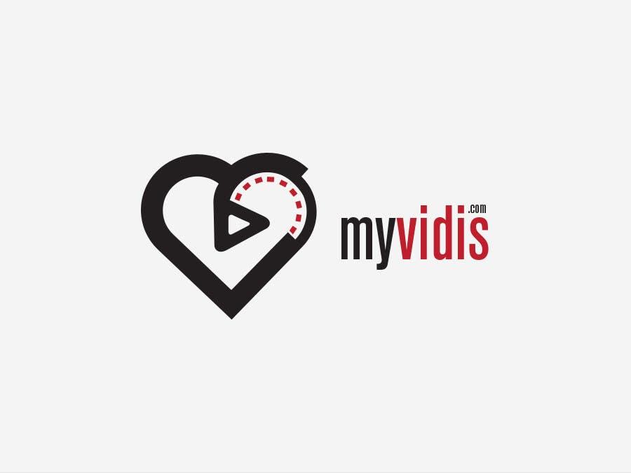 #571 for Logo Design for MyVidis.com by graphstas