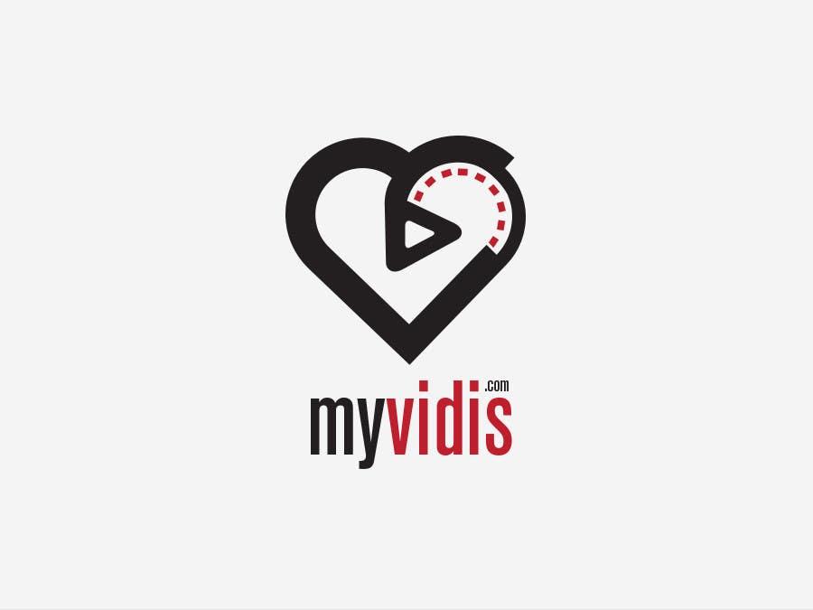 #572 for Logo Design for MyVidis.com by graphstas