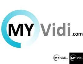 #555 for Logo Design for MyVidis.com by shinch