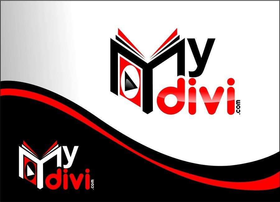 Contest Entry #517 for Logo Design for MyVidis.com