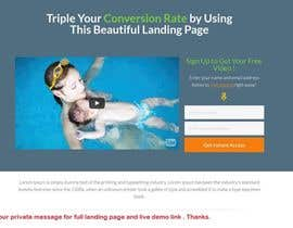 #14 for Design a Landing Page by BDlancerPro