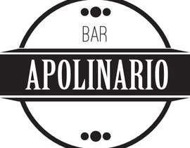 #8 untuk Diseñar un logotipo for Bar Apolinario oleh evedroop