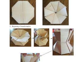 #149 for NASA Contest: Develop an Origami/Folding Concept for Radiation Shield Packing/Deploying by Tank0da