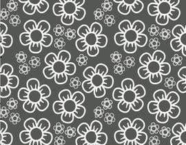 #3 for repeating floral scroll art by elena13vw