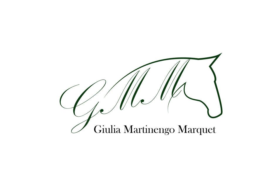 Proposition n°                                        537                                      du concours                                         Logo Design for Giulia Martinengo Marquet