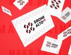 #55 for logo drone by makspaint