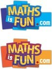#121 for Logo Design for MathsIsFun.com by syahrefi